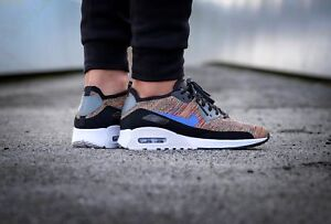 4673a4bd6a NIKE AIR MAX 90 ULTRA 2.0 FLYKNIT 881109 001 SIZE UK4.5/6 ...