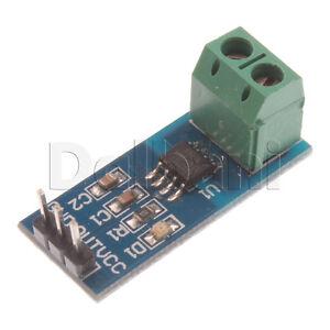 ACS712-Allegro-20A-Current-Sensor-Shield-Arduino-Compatible