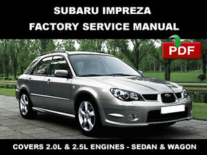 ultimate subaru impreza 2001 2002 2003 2004 2005 2006 2007 oem rh ebay com 2001 subaru outback repair manual pdf 2001 subaru outback repair manual free