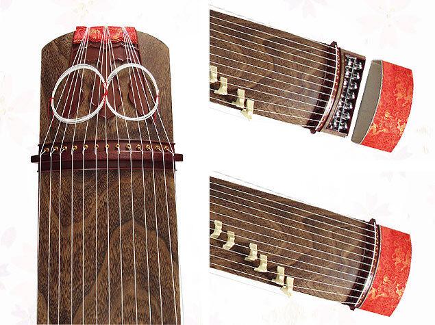 New Japanese Peg Koto 13-stringed Professional Half Length Harp