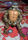 2004 TMNT Teenage Mutant Ninja Turtles Donatello Playmates Toys Action Figure