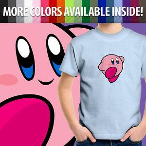 Kirby-Nintendo-Video-Game-Anime-Smash-Bros-Graphic-Toddler-Kid-Tee-Youth-T-Shirt