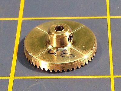 Sonic 64 Pitch Metal Drag Crown Gear 48 Tooth