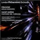 "Poulenc: Organ Concerto; Saint-Saëns: Symphony No. 3 (""Organ"", 2014)"