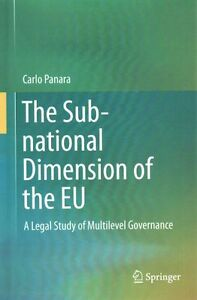 The-Sub-National-Dimension-of-the-EU-A-Legal-Study-of-Multilevel-Governance