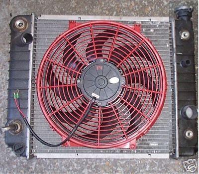 GMC SIERRA CHEVY SILVERADO ELECTRIC COOLING FAN CONVERSION KIT MORE MPG HP
