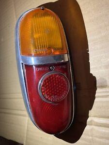 Fiat 1100 103 Faro Posteriore Sx Originale Altissimo Gemme Carello