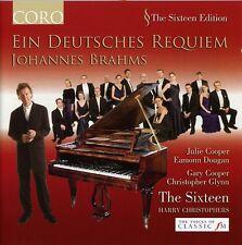 Harry Christophers, - Ein Deutsches Requiem [New CD]