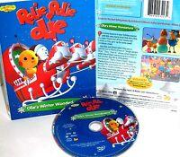 Rolie Polie Olie: Olie's Winter Wonderland Dvd, Disney,christmas,emmy Award
