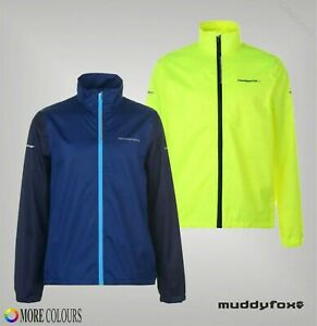 Mens-Muddyfox-Mesh-Lining-Full-Zip-Reflective-Cycle-Jacket-Sizes-from-S-to-XXXL