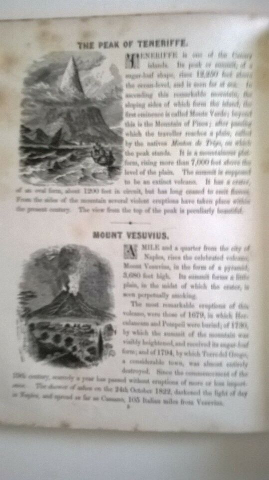 Bøger og blade, Pictures from many lands