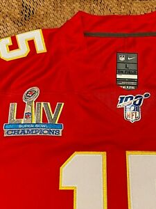 Patrick-Mahomes-15-KC-Chiefs-Red-Super-Bowl-54-Jersey-Large