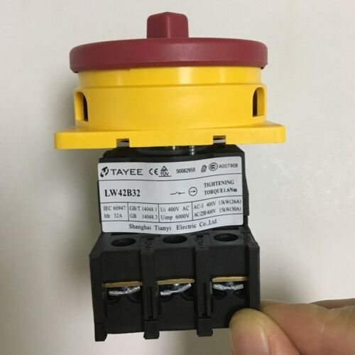 1pc New TAYEE load switch On//off switch LW42B32-1016//LF101