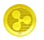 3Pack-Gold-Ripple-Commemorative-Round-Collectors-Coin-XRP-Coin-is-Gold-Plated miniature 9