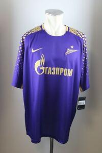 Zenit-St-Petersburg-3rd-Nike-Trikot-Gr-XXL-Shirt-Jersey-2017-2018-Neu-Russia