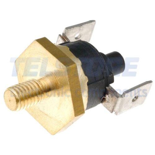 1pcs  Sensore termostato Conf.uscita NC 180°C 16A 250VAC ±15°C TELSTORE