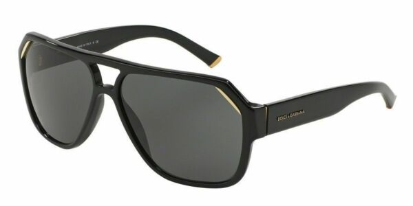 5045218906 Dolce   Gabbana Sunglasses 62mm DG 4138 - Shiny Black for sale online