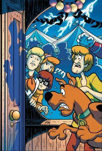 Scooby Doo Where Are You TP-ExLibrary