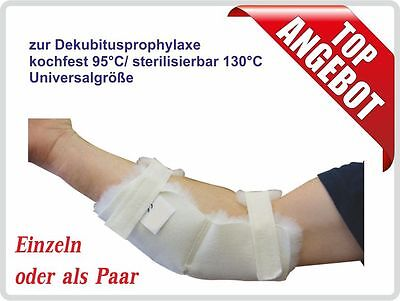 Discreet Anti-dekubitus Ellenbogenpolster Ellenbogenschoner Heilklima Bandage Up-To-Date Styling Other