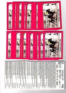 1X-TOMY-LEE-1990-Star-KENTUCKY-DERBY-85-Horse-Racing-Bulk-Lot-Available