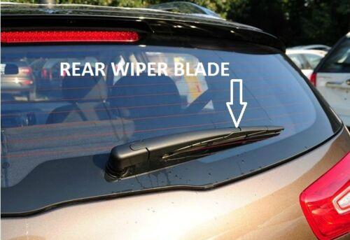 Rear Wiper Blade VAUXHALL Agila 2000,2001,2002,2003,2004,2005,2006,2007,2008