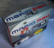 NINTENDO 64 CONSOLE MARIO PAK EDITION VERSIONE PAL STOCK FUND VERY GOOD BOX