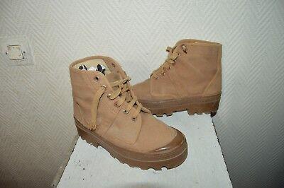 Chaussure Toile Rangers Boots Palladium Taille 36 Botte/botas/stivali Rando