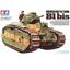 Tamiya-35282-French-Battle-Tank-B1-bis-1-35 miniature 1