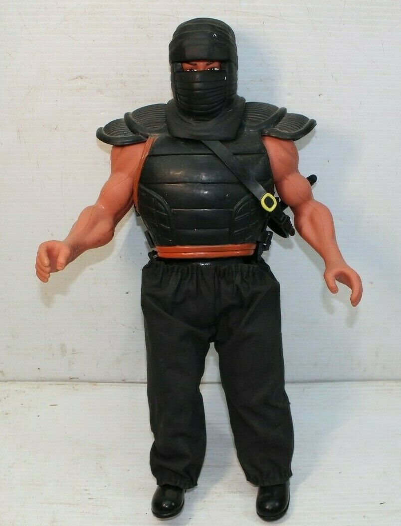 Vintage 1986 20th Century Fox Large 17  Claw Ninja Warrior Commando