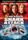 3 Headed Shark Attack - DVD Region 1