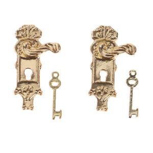 2Set-1-12-Dollhouse-Mini-Door-Lock-And-Key-Dollhouse-Fairy-Door-ME