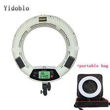 Yidoblo FE480II Bi-color Ajustable LED Ring Light  Continuous Lighting w/ Bag