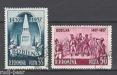 1681-82 Gest Bauernaufstand Von Bobilna 1 100% Wahr Rumänien Nr