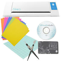 Silhouette Cameo Cutter Bundle ($19.98 Value) + $10 Gift Card & More- Free Ship