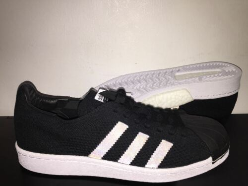 Superstar Bz0130 Adidas Edition Uk 8 Black 5 Running Limited Primeknit Boost 6xnACAq4wH