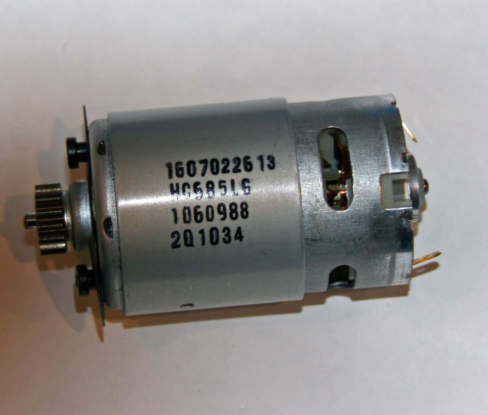 Motor Bosch GSB 12-2 GSB 14,4-2   2609199393 (1607022613)