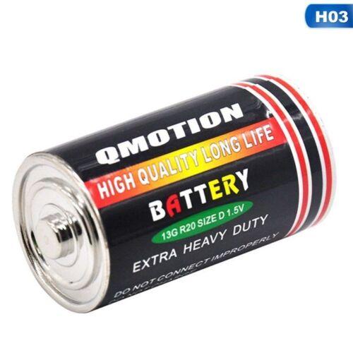 Battery Diversion Safe Jewelry Secret Hidden Pill Case Box Storage Beauty