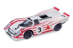Modello auto scala 1:43 Brumm Diecast PORSCHE 917 K DAYTONA i veicoli stradali