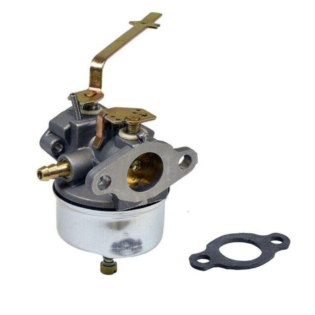 Pièces Auto Carburetor for Tecumseh Craftsman Edger 632615