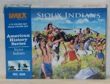 1:72 Imex 508 Wilder Westen Sioux Indianer Sitting Bull Schlacht Little Big Horn
