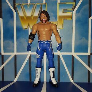 AJ-Styles-Basic-Series-76-WWE-Mattel-Wrestling-figure-Contract-Chaos