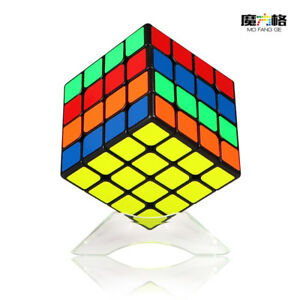 Details about Qiyi WuQue Mini 4X4X4 Magic Cube Speed Solving Twist Puzzle  Brain Toys Black