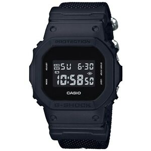 Casio-DW-5600BBN-1ER-da-Uomo-G-Shock-Orologio