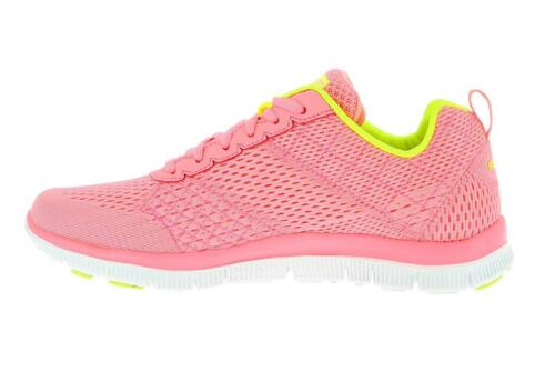 Skechers Shoes Rosa Ovvio Womens Foam Memory Running giallo Choice qBRAZw