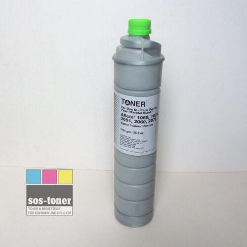 Toner Nashuatec 6005,7505 DSm651,660,675 MP5500,6000,6001,6500,7000,7001,7500