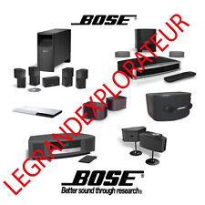 Ultimate  BOSE  Operation  Repair & Service manual     510 PDF manuals on DVD
