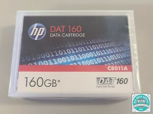 NEW-HP-DDS-6-DAT160-80-160GB-Data-Tape-Media-P-N-C8011A-1-PC