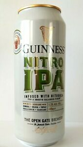 Guinness-Nitro-IPA-beer-can-440ml-Nitrogen-capsule-Limited-Edition-Bottom-open