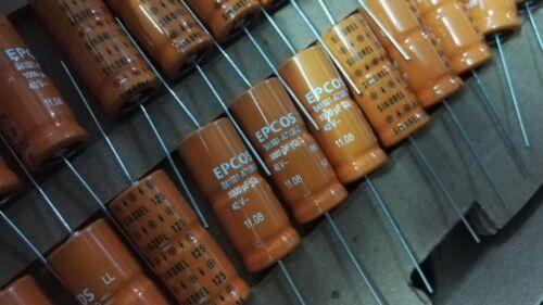 10pcs Epcos Siemens 1000uf 40 V Axial Condensateur électrolytique #G7245 XH