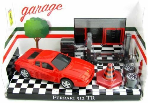 Bburago-Race-amp-Play-Ferrari-512-limited-edition-collectable-licenced-product